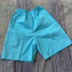 Vintage Jantzen Shorts High Rise Elastic Waist